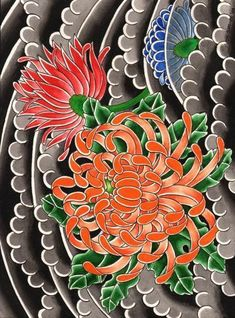 David Simmes of San Diego is skilled in a range of styles including portrait, brush, permanent make-up, and large-scale tattoos. He also is experienced in traditional Japanese imagery and the 400-year