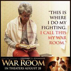 """""""...I call this my war room."""""""