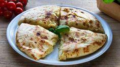chaczapuri - gruzja Cauliflower, Gluten Free, Eggs, Yummy Food, Chicken, Meat, Vegetables, Cooking, Breakfast