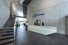 AB MEDICA Headquarters , Cerro Maggiore, 2015 - DEGW Italia, Giuseppe Tortato