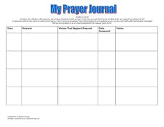 A MotherS Best Friend How To Do A Prayer Journal  Prayer