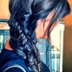 """Beautiful braid style by our #stylist Kimberly!  #welovebraids #braids"" Photo taken by @jigsawforhair on Instagram, pinned via the InstaPin iOS App! http://www.instapinapp.com (10/23/2014)"