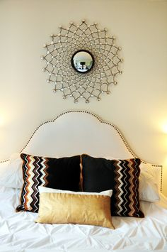 Glazed Pillow Cover from west elm via @Gilda Locicero Therapy