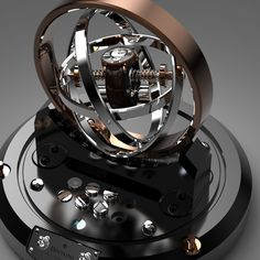 Dottling Gyrowinder - The Ultimate Watch Winder - So That's Cool
