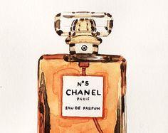 antique chanel perfume