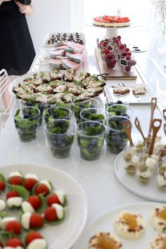 Catering Food, Wedding Catering, Kinds Of Cookies, Sunday Brunch, Creative Food, Finger Foods, Great Recipes, Food And Drink, Cooking Recipes