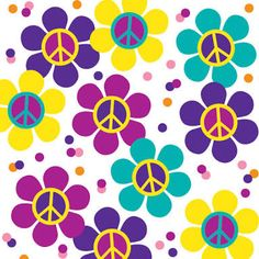 60s party decorations - Google Search