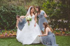 Bridal Photography, Bridesmaid poses, Wedding Photography