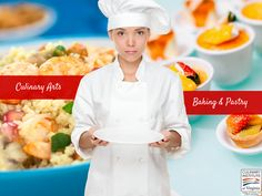 Culinary Arts or Baking & Pastry Arts: Which is Right for You?  #Culinary #Baking #Pastry #PastryArts #Bake #Cooking #ECPIUniversity #CookingSchool  http://www.ecpi.edu/blog/culinary-arts-or-baking-pastry-arts-which-right-you#sthash.MlkyNxIj.dpuf