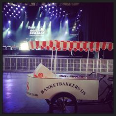 North Sea Jazz #bakfiets #ijskar