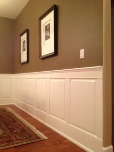 Raised Panel Wainscoting I Elite Trimworks
