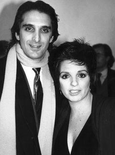 Liza Minnelli and Mark Gero.