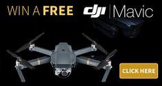 Win DJI Mavic Pro Camera Drone! {US} {11/30/2016} via... IFTTT reddit giveaways freebies contests