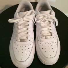 separation shoes dc934 a5c0b Boys Nike Air Force 1 Low Without box, good condition Nike Shoes Sneakers Damskie  Nike