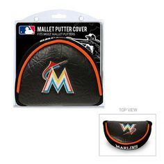 Miami Marlins MLB Mallet Putter Cover