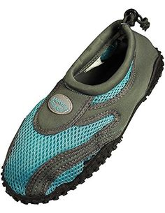 Good idea for saving your feet from the hot sand!  Amazon.com: Women's Wave Water Shoes Pool Beach Aqua Socks, Yoga , Exercise: Shoes