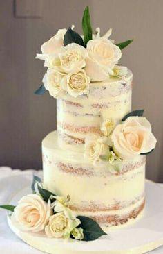 Honey Crumb Cake Studio is a boutique bakery specializing in custom wedding cakes, custom celebration cakes, and upscale desserts. Bolos Naked Cake, Naked Cakes, Pretty Cakes, Beautiful Cakes, Amazing Cakes, Wedding Cake Decorations, Wedding Cake Designs, Wedding Cakes, Wedding Ideas