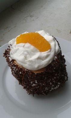 Biscuit met appelsien