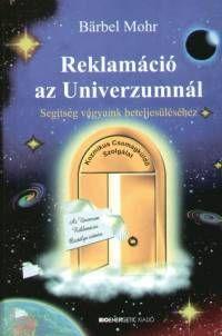 Bärbel Mohr - Reklamáció az Univerzumnál PDF - Gutenberg Galaxis Pdf