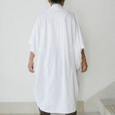 SALE 30 Off Ladies Tunic StyleWhite Cotton by thaisaket on Etsy, $25.99