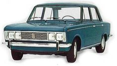 Fiat 125 - 1967