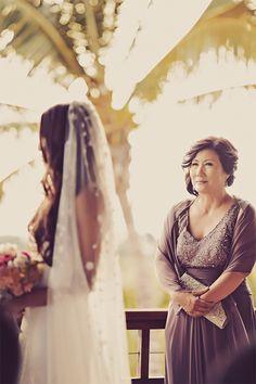 A Maui Wedding at Hale Ko'olani Photographed by Tamiz Photography