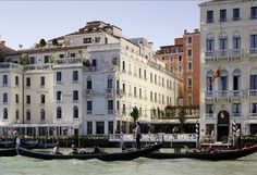 The Europa Regina, Venice