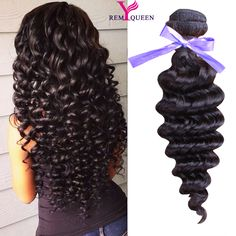 7a Indian Curly Virgin Hair Deep Wave 4 Bundles Rosa Hair Products Unprocessed Human Hair Weave Indian Virgin Hair Extension - http://jadeshair.com/7a-indian-curly-virgin-hair-deep-wave-4-bundles-rosa-hair-products-unprocessed-human-hair-weave-indian-virgin-hair-extension/ Hair Weaving