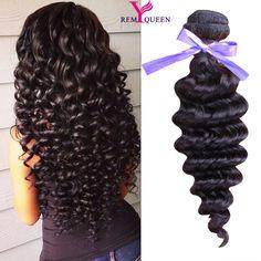 Indian Curly Virgin Hair Deep Wave