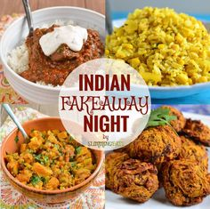 Slimming Slimming Eats Indian Fakeaway Night - Save yours syns and create some of my favorite Indian dishes in your own home. - Slimming World and Weight Watchers friendly - Slimming World Curry, Slimming World Fakeaway, Slimming World Dinners, Slimming World Recipes Syn Free, Slimming World Syns, Slimming Eats, Fake Away Slimming World, Indian Food Recipes, Vegetarian Recipes