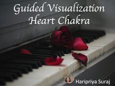 Here's an audio guided visualization for clearing and strengthening your HeartChakra, created by RMT Haripriya Suraj. Enjoy!  http://reikirays.com/_audio/Haripriya%20Visualization%204%20-%20Heart%20Chakra.mp3 To download the MP3, right click hereand choose Save As… (depending on your browser it might be called Save Link As…, Save Target As… etc). Love and Light! Music credits: Light Thought var 1, Kevin MacLeod …