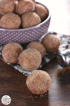 Cinnamon Sugar Chai Donut Muffins Recipe