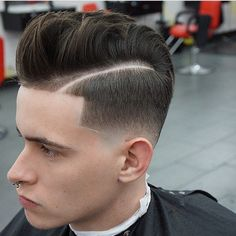 30+ Modern Pompadour Haircuts - Pomp It Up! http://www.menshairstyletrends.com/30-modern-pompadour-haircuts-pomp-it-up/