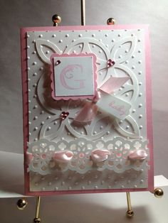 Lovely Letters, Petty in pink **photo only