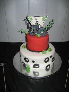 Trent's 30th Birthday Cake!