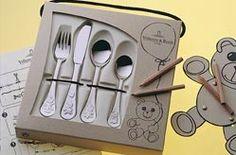 #Teddy cutlery set | Villeroy & Boch