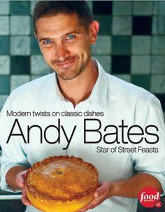 Andy Bates cookbook