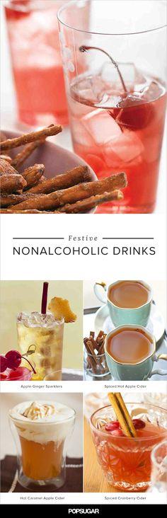 17 Festive Nonalcoholic Drinks