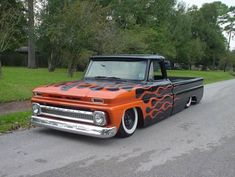 60-66 C-10 Chevy pick up truck