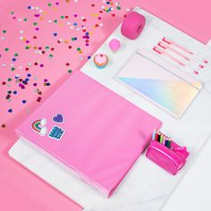 Valentine's Day gifts under $10 - Yoobi Kids Play Food, School Supply Store, School Survival Kits, Unicorn Fashion, Ad Photography, Princess Invitations, Cool Paper Crafts, Cute Stationary, Back To School Supplies