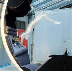 Exposition d'Octave de Gaulle, Civiliser l'espace, le 10 décembre 2015 au musée des Arts Décoratifs et du Design de Bordeaux.