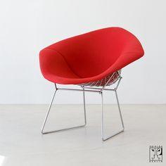 Diamond Chair von Harry Bertoia