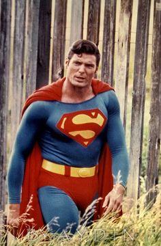 Superman Movies, Superman Man Of Steel, Dc Movies, Superhero Movies, Batman And Superman, Christopher Reeve Superman, Arte Dc Comics, Super Man, Clark Kent