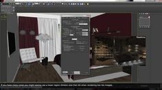 Tutorial #01  Vray rendering an interior scene (3ds max) [1080p]