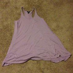 Lavender Dress Excellent condition flowy dress lavender purple color H&M Dresses