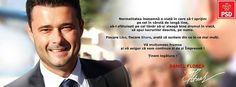 Puteti urmari zilnic activitatea mea pe: www.facebook.com/danielfloreaoficial