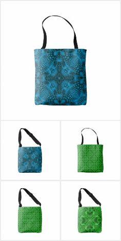 Shopping Bags -Tote Bags - Cross Body Bags