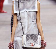 Chanel Oh My Boy Flap Bag