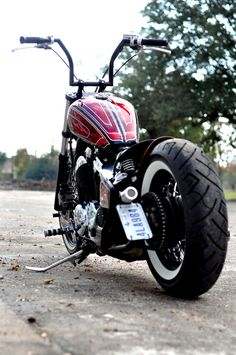 Houston Rétro Bobber