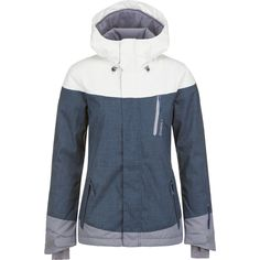 New O'Neill Womens Coral Snowboard Jacket Extra Small Silver Melee Ski Fashion, Winter Fashion, Daily Fashion, Coats For Women, Jackets For Women, Coral Jacket, Snowboarding Outfit, Snowboarding Women, Winter Mode